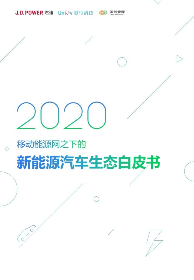 2020 china NEV market
